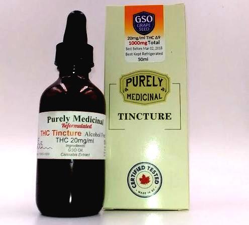 purely medicinal THC tincture e1509778220917 boost krukje