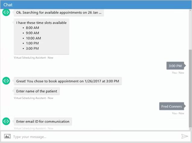 Skype for Business Virtual Health Templates