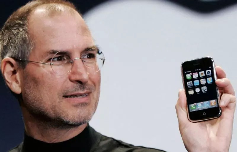 Steve Jobs Unveiling iPhone 2G at Macworld on Jan 9, 2007 at 9.43 Pacific in San Fransico