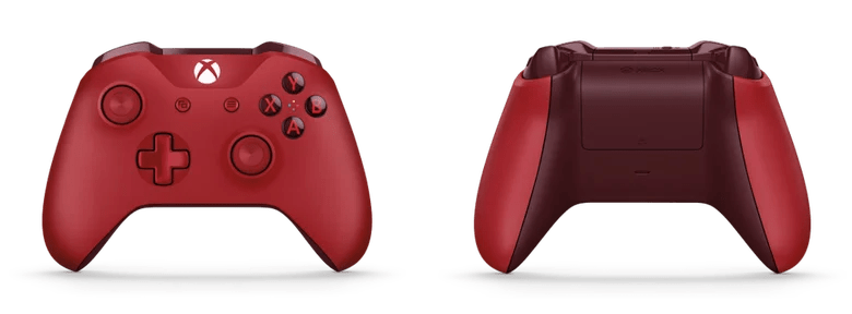 Xbox Wireless Controller Red matte finish