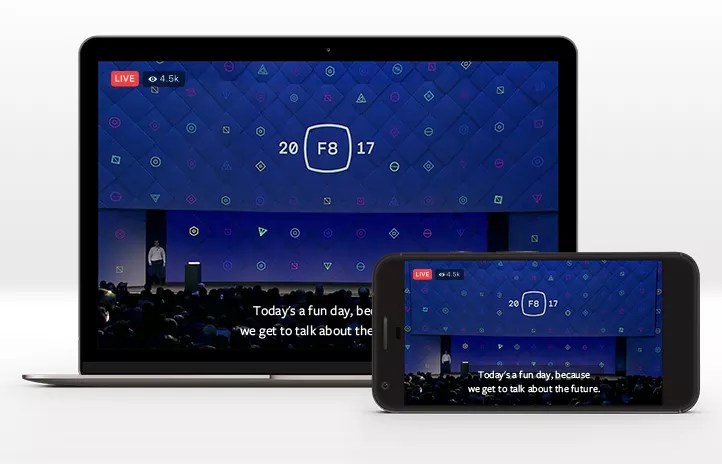 Facebook Live adds Closed Captions support