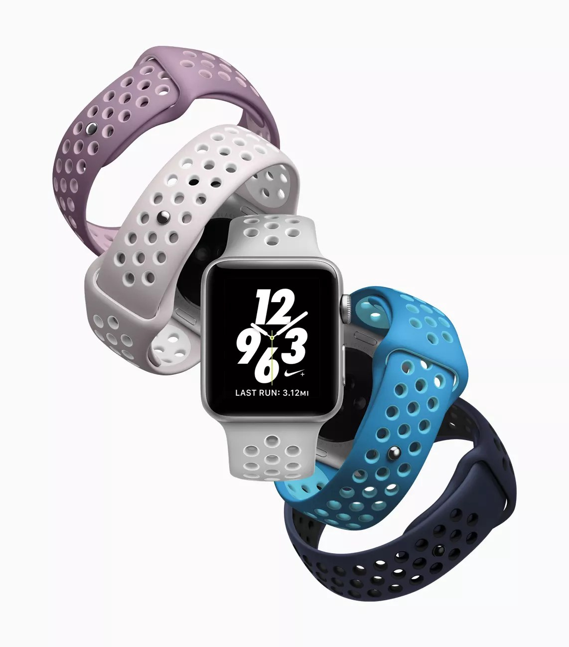 New Nike Sport Apple Watch Band