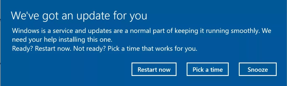 Windows 10 Creators Update rolls out