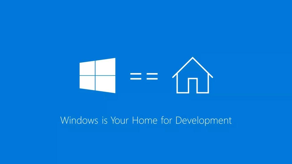 Windows Home for Development