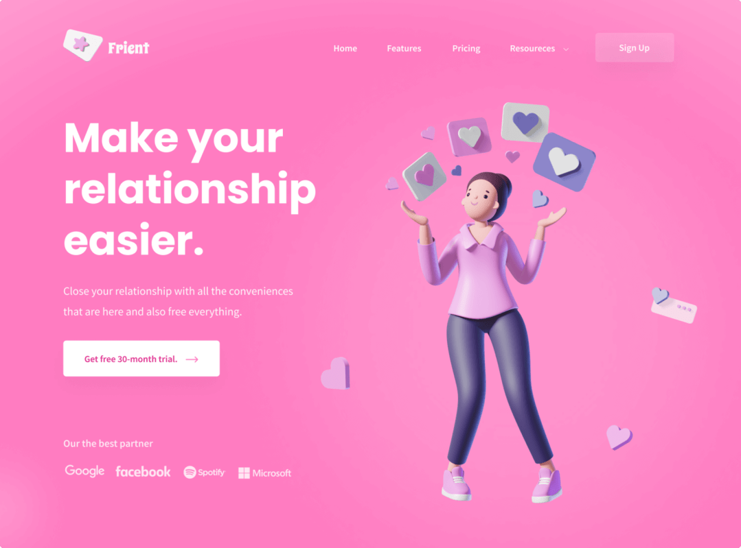 10 Awesome Modern Website Design Inspirations 8