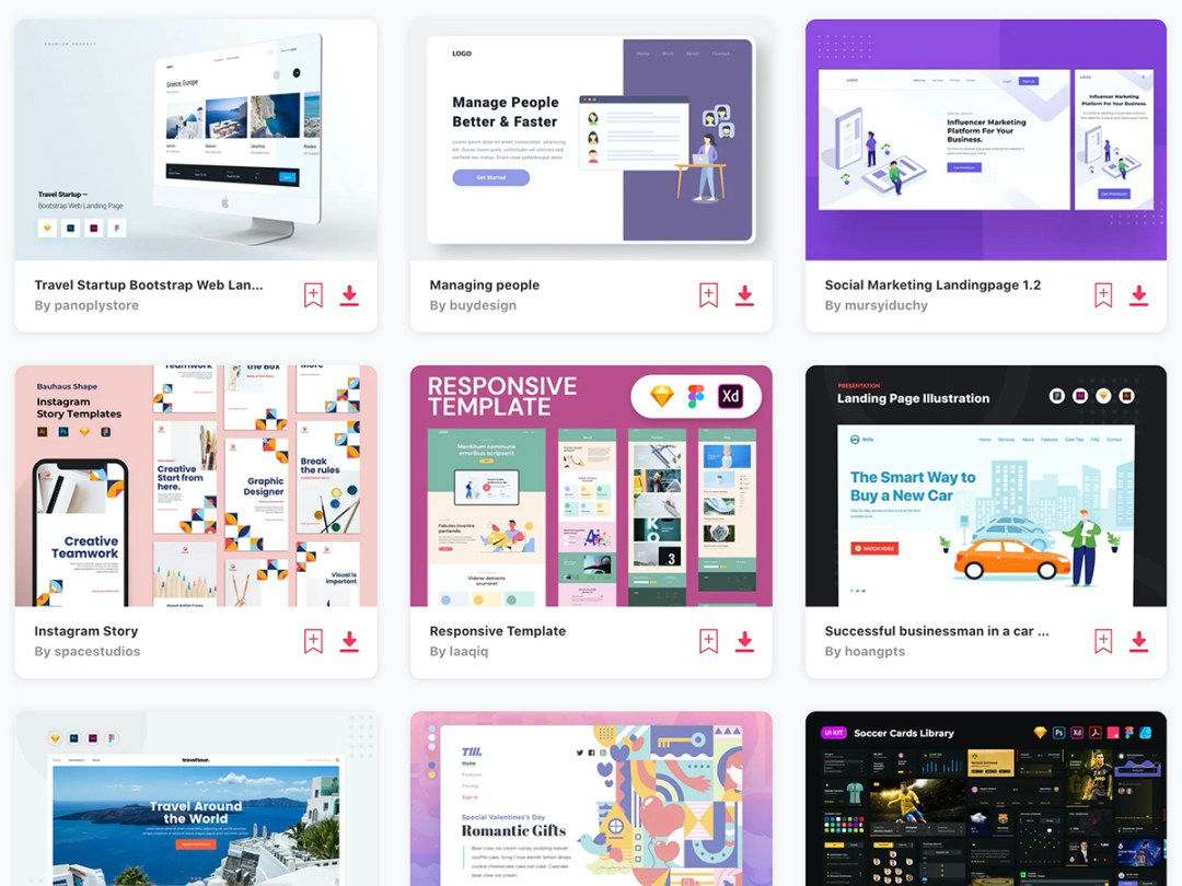 Free Figma Resources