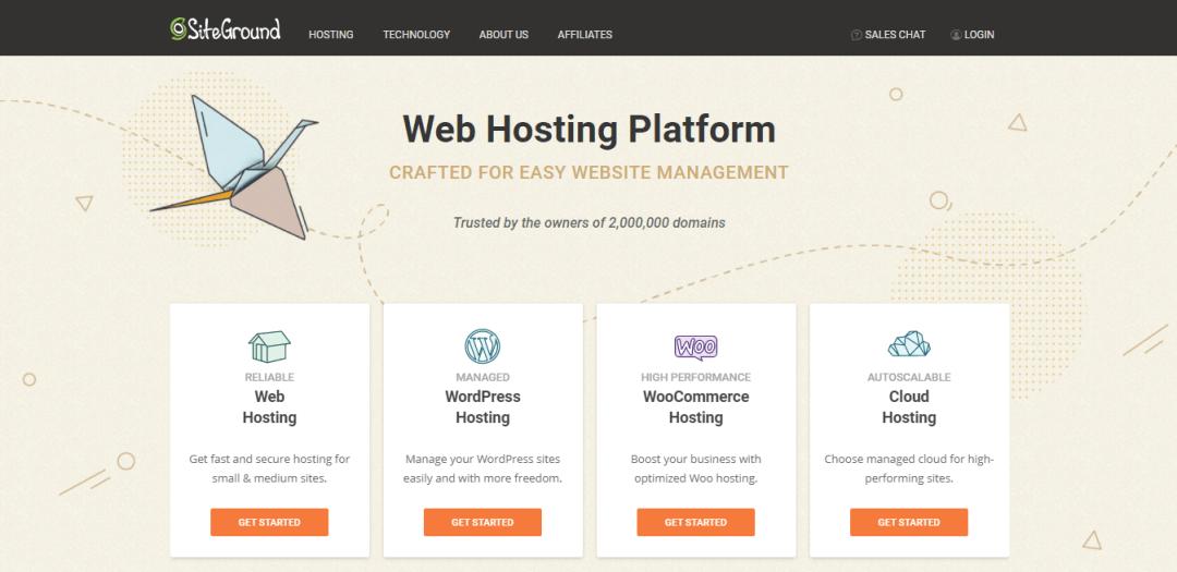 10 Best Web Hosting Website Designs in 2020 10