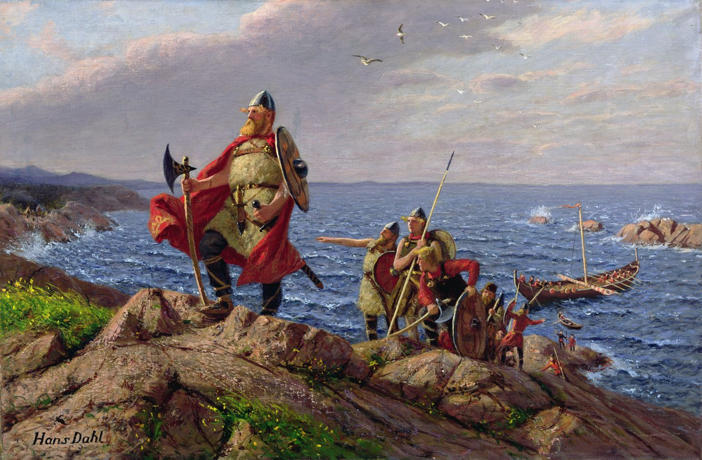 Leif Erikson And Vikings In Canada All About Canadian