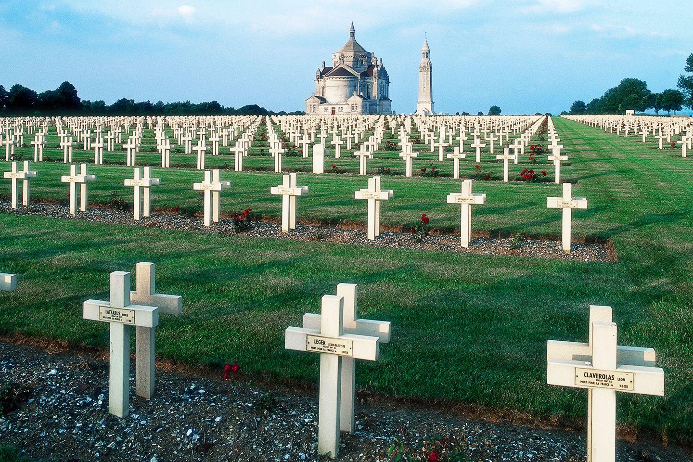 First World War Casualties