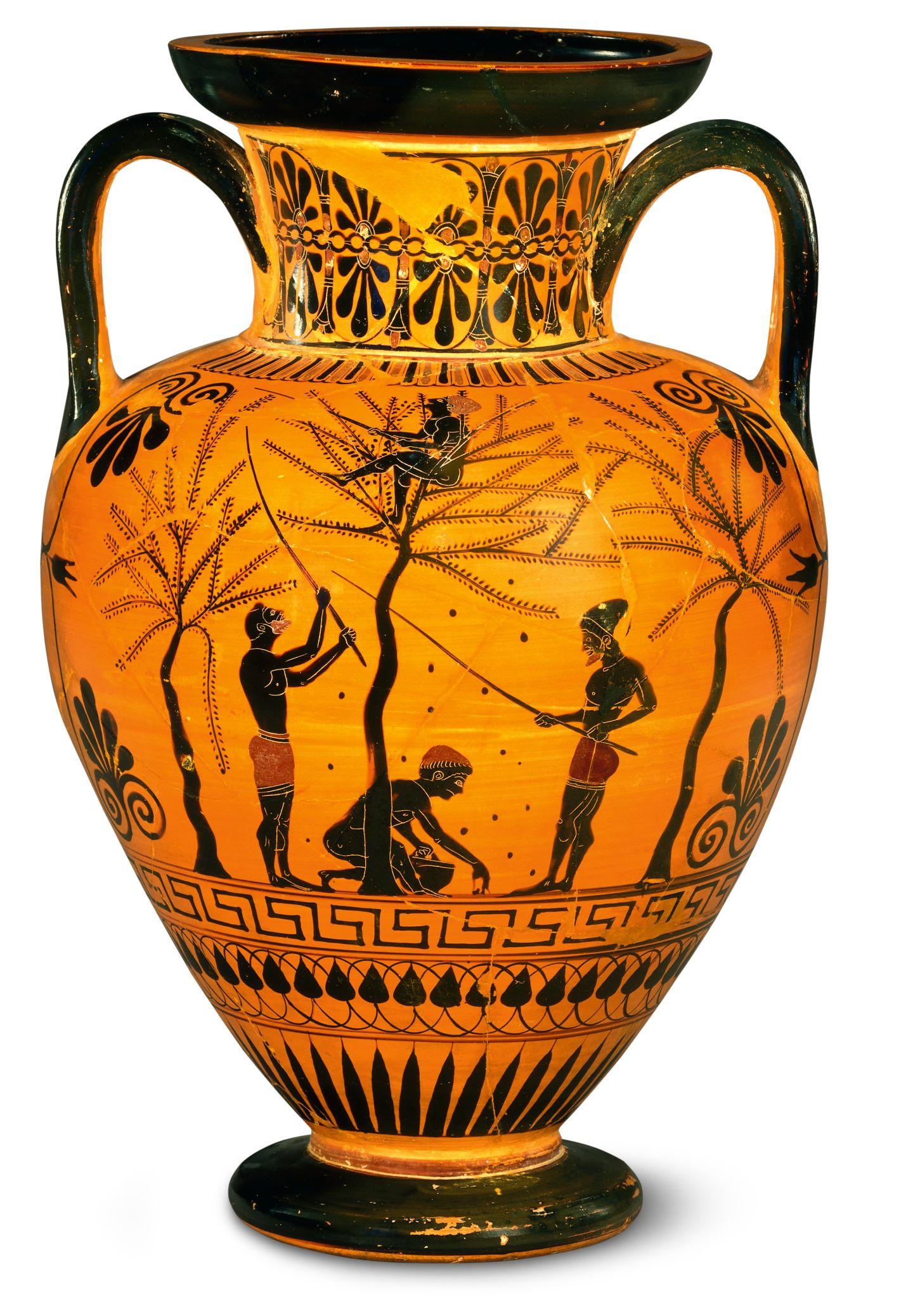 Ancient Greek Art For Kids