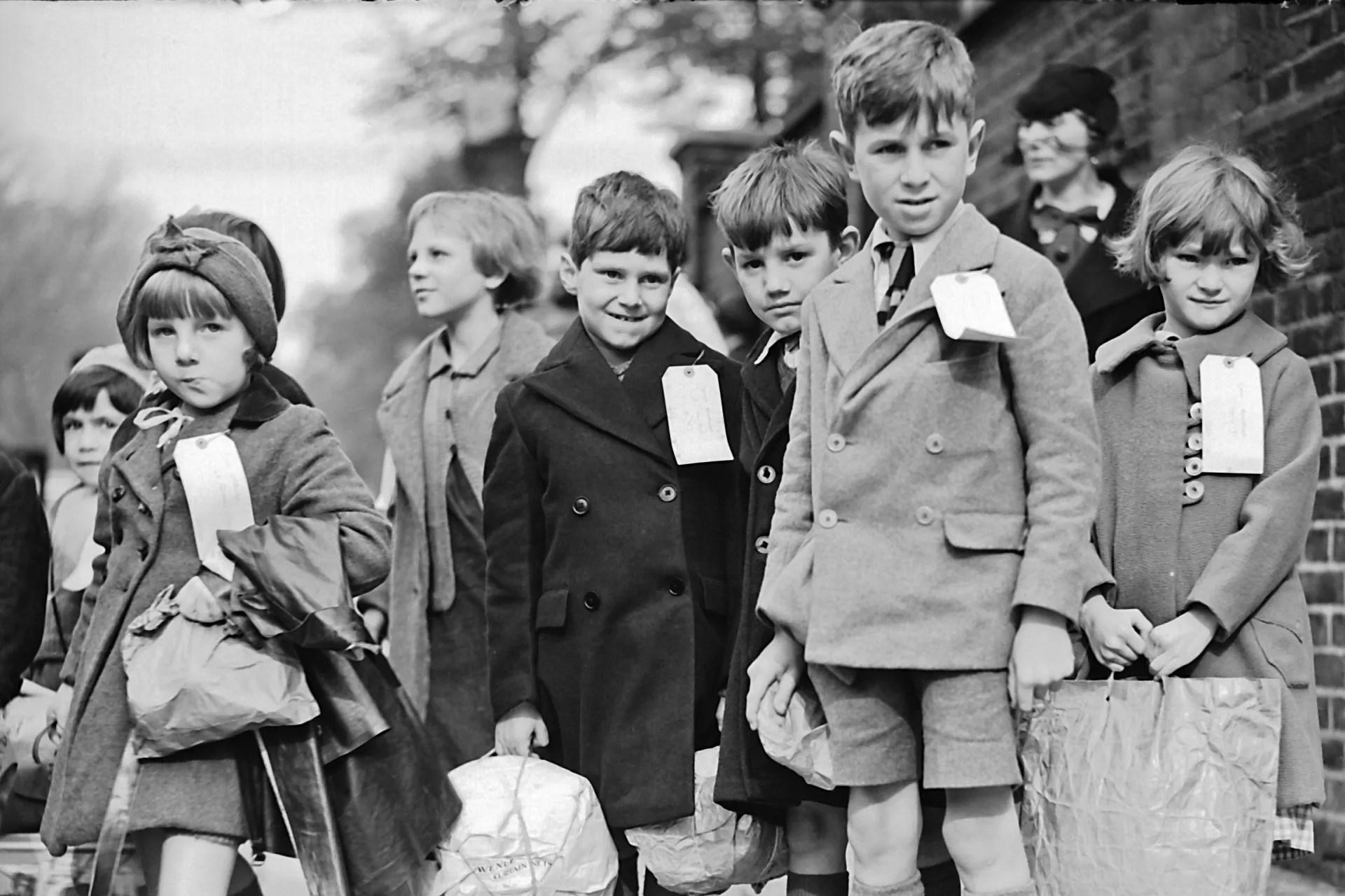 World War Ii Evacuation