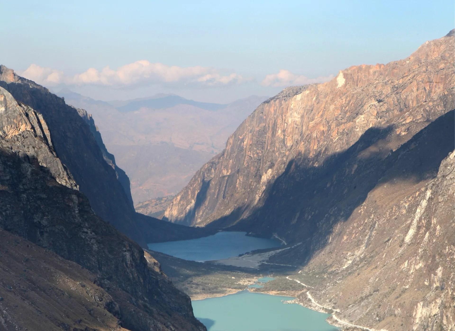 U Names Shaped Valley