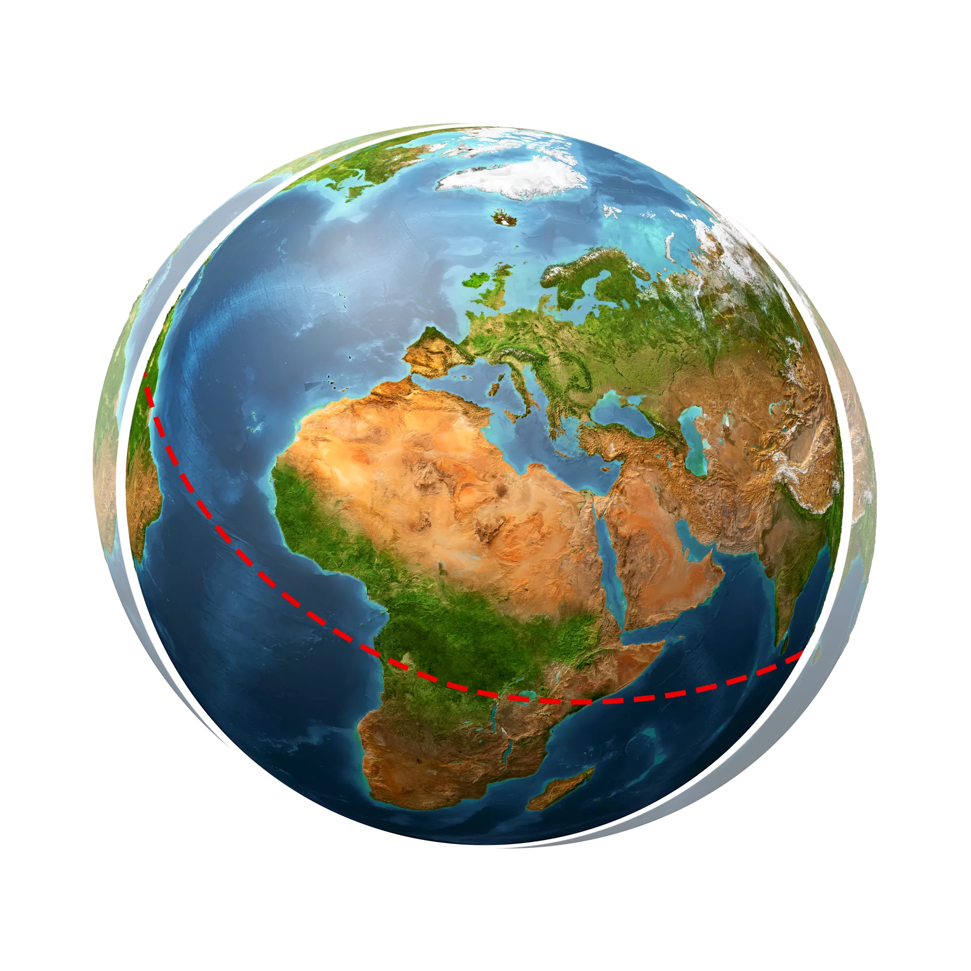 Shape Of The Earth For Kids