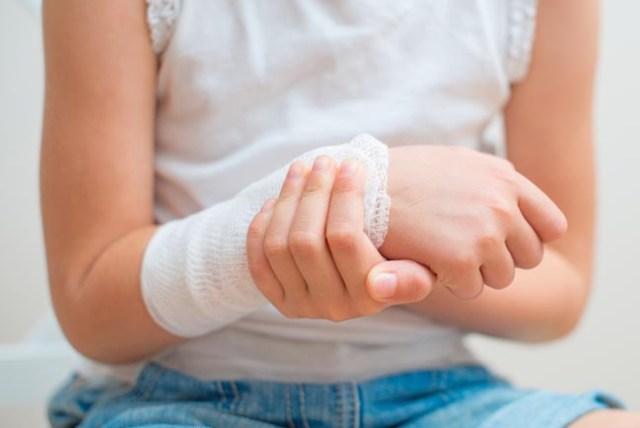 Image result for Cedera Otot tangan