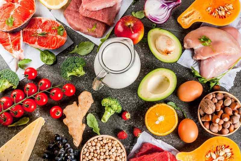 Hasil gambar untuk Makanan yang Sehat