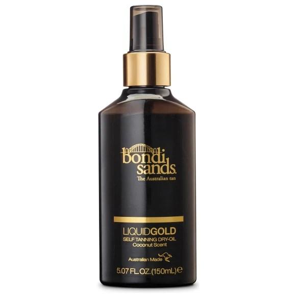 Bondi Sands LIQUIDGOLD Self-Tanning Dry Oil | Spotlyte