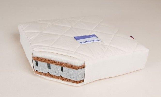 Heather S Review Naturalmat Coco Mat Crib Mattress