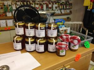 churchfields honey