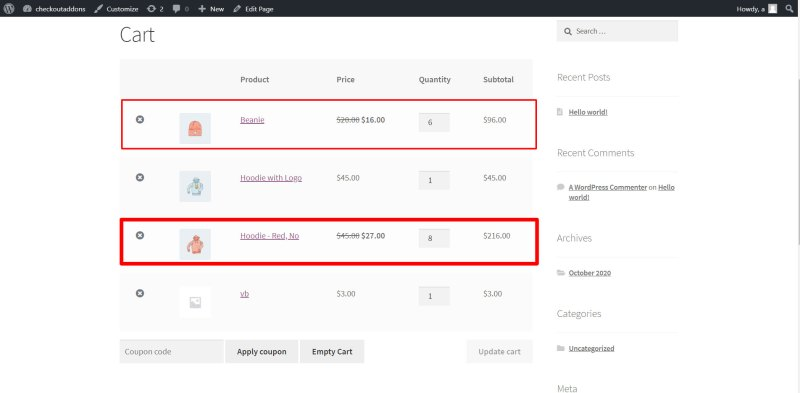 Dynamic Pricing Per Product for WooCommerce - 2