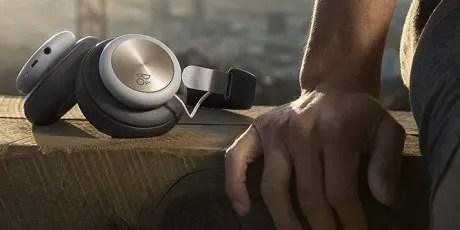 Bang and Olufsen headphones