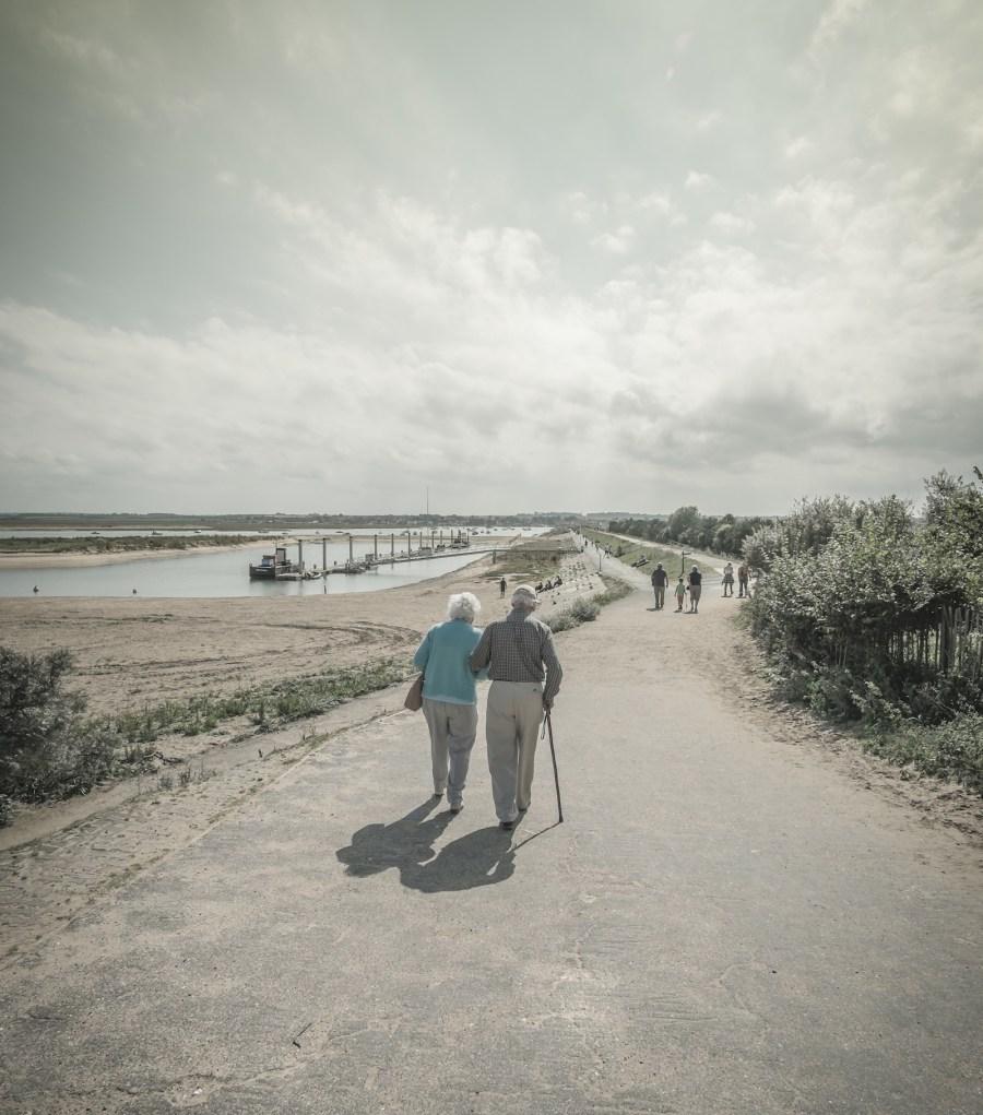 walking-habit