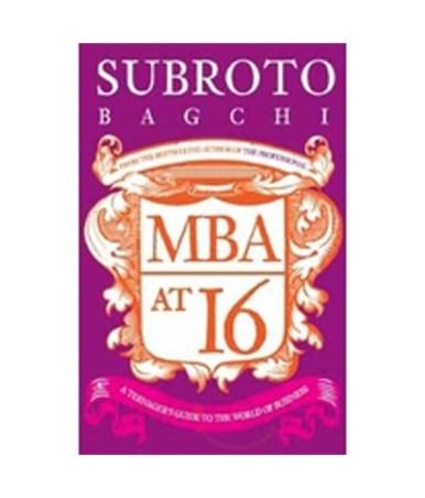MBA at 16 book
