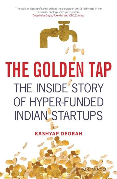Golden trap book