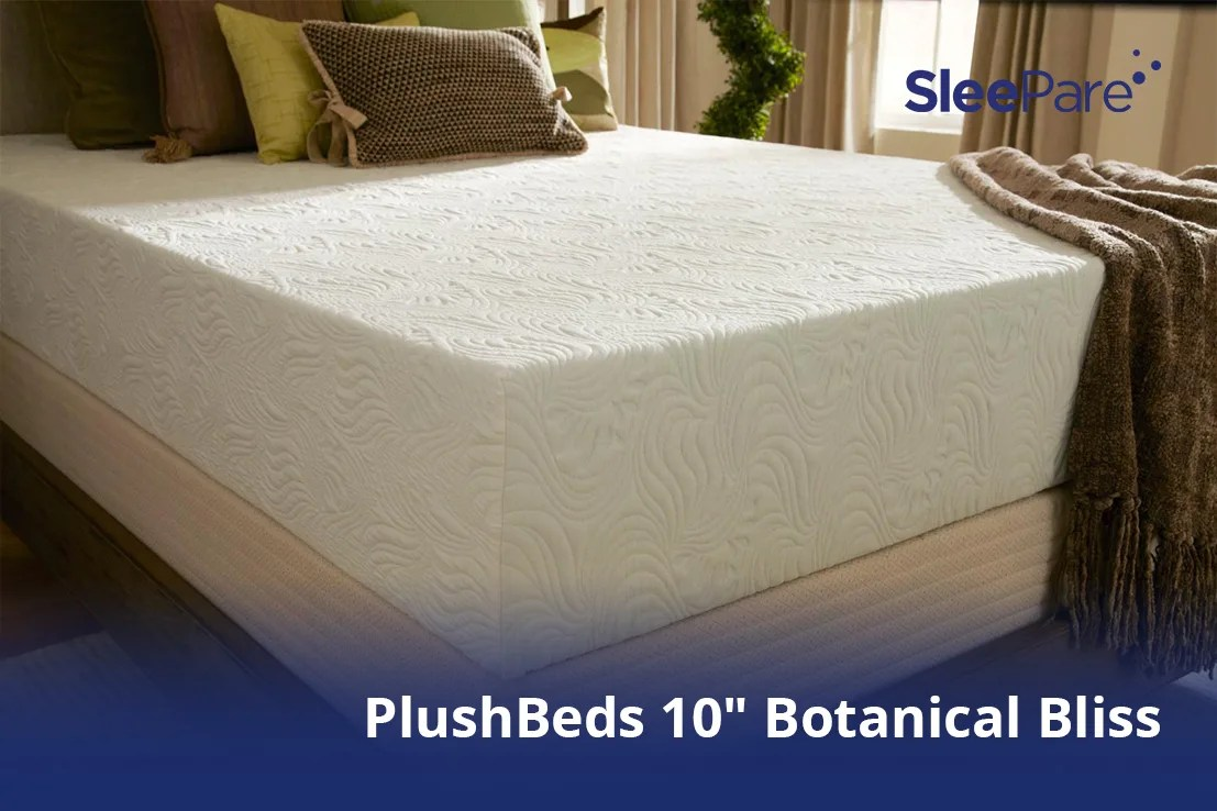 Plushbeds Botanical Bliss Review Is It Truly Natural Sleepare