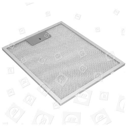 filtre en metal de hotte aspirante