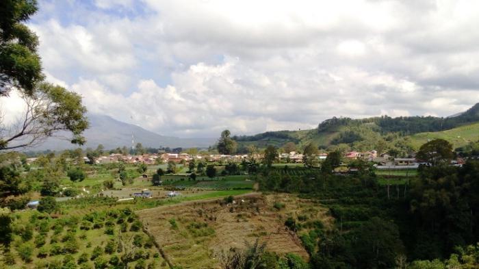 Wisata Medan Berastagi, Bukit Gundaling