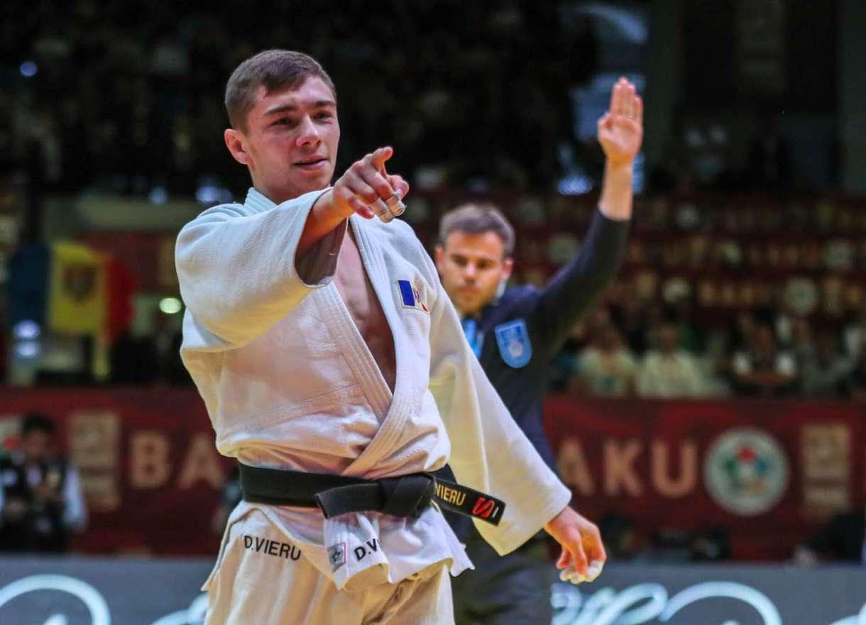 Glory for Brazil as Japan endure frustrating start in Baku / IJF.org