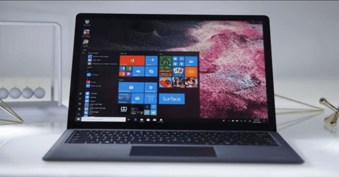 the best microsoft laptop Microsoft Surface laptop 2