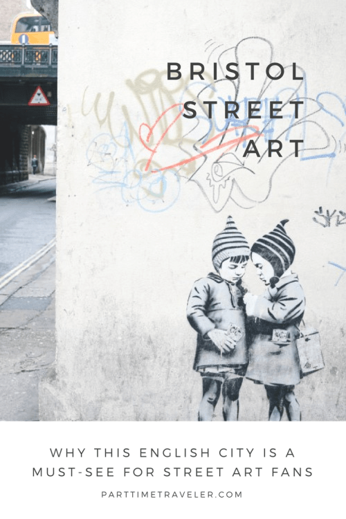 A Guide to Bristol Street Art