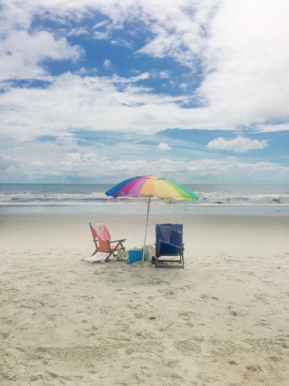 North Myrtle Beach umbrella