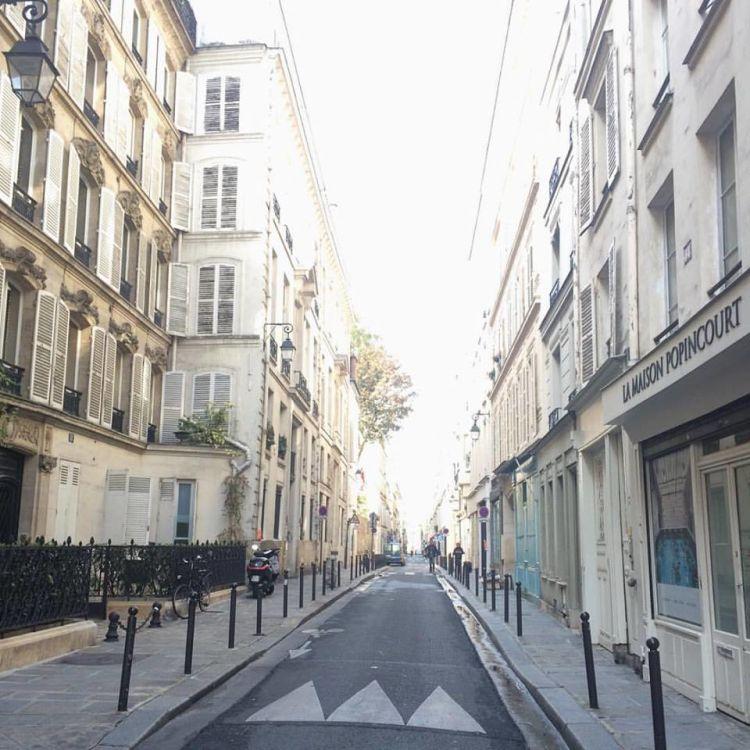 Paris daydreaming