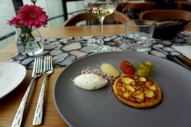 Roe in Finland - what to eat in helsinki