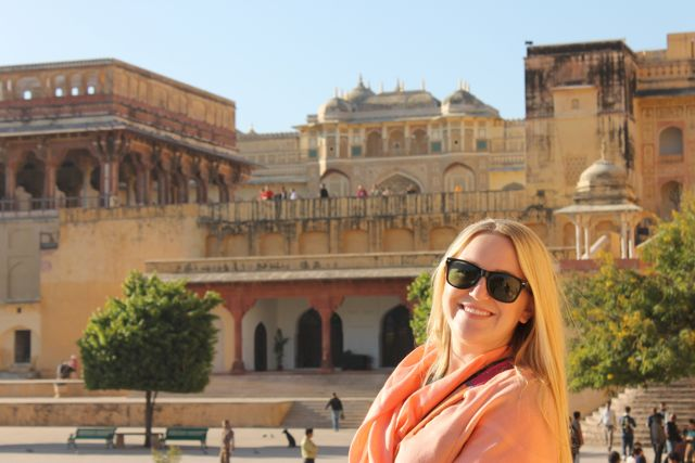 I never dreamed work could ever take me to India...you'll never know if you don't ask!