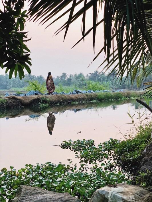 travel for personal development - kerala, india