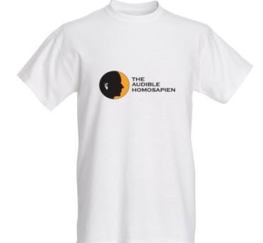original THEAUDIBLEHOMOSAPIEN Merchandise