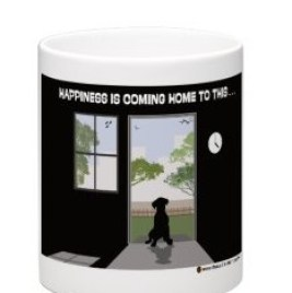 coming home to this mug merchandise