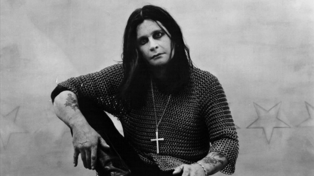 ozzy Osbourne with tinnitus theaudiblehomosapien.in