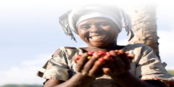 Value chain of coffee production Uganda