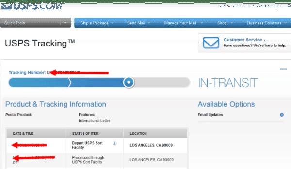 Shipment stuck at JAMAICA NY 11430