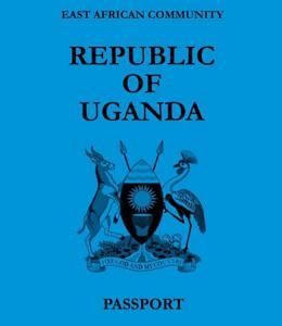 New Uganda Passport