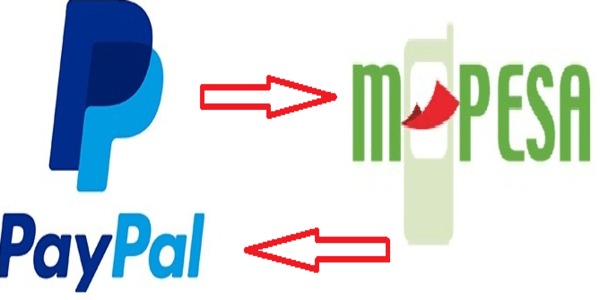 How to link PayPal to Mpesa