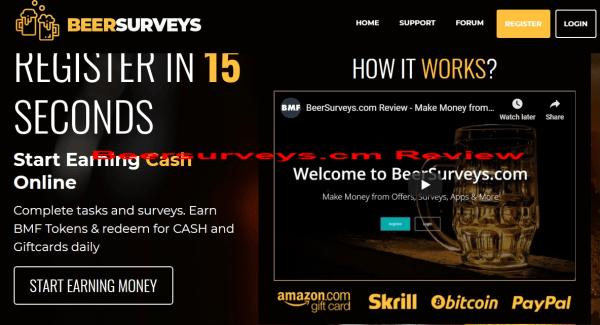 Beersurveys.com Review