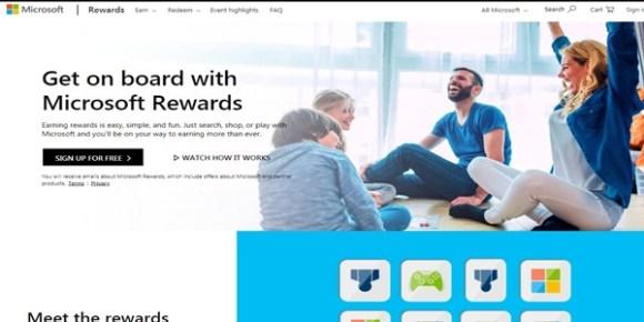 Microsoft rewards reviews