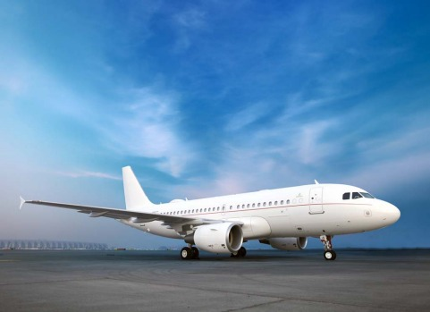 Airbus A319 Corporate Jet