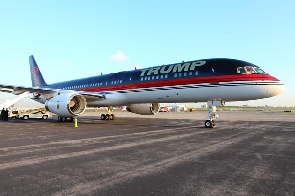 Boeing 757 – Donald Trump