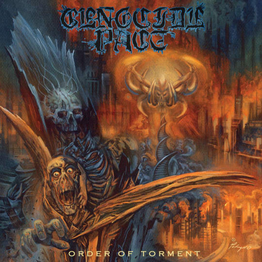 Genocide Pact - Order of Torment